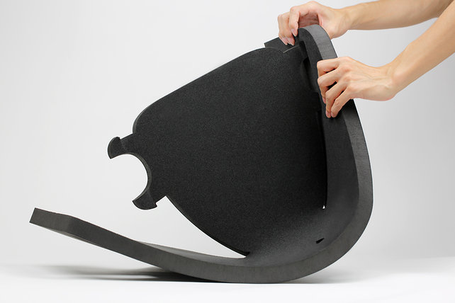 An Ingenious Kids' Seat That Encourages Interaction | Co.Design ...
