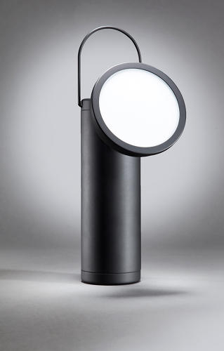 <p>The M Lamp is a modern take on the classic miner's lamp.</p>