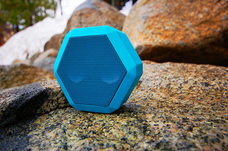 <p>&quot;Every other speaker looked like a Klondike bar,&quot; McKleroy says. &quot;We wanted to make something truly different with the hexagon shape.&quot;</p>
