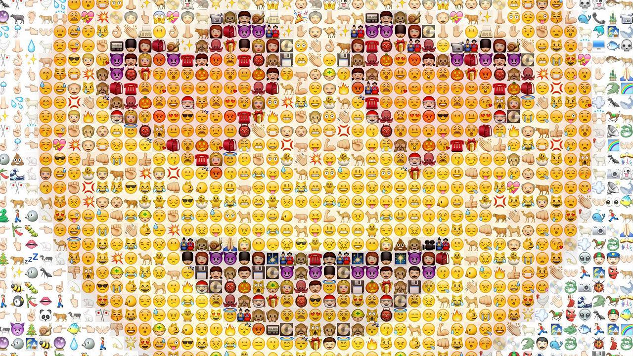 The First All-Emoji Art Show