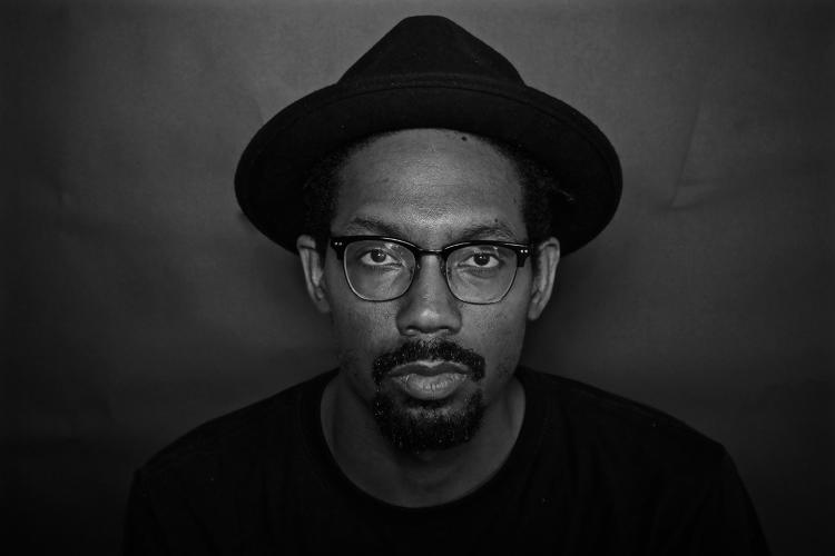 <p>Damon Davis, a [filmmaker, musician, and visual artist, focuses on the experience of being black in America.</p>