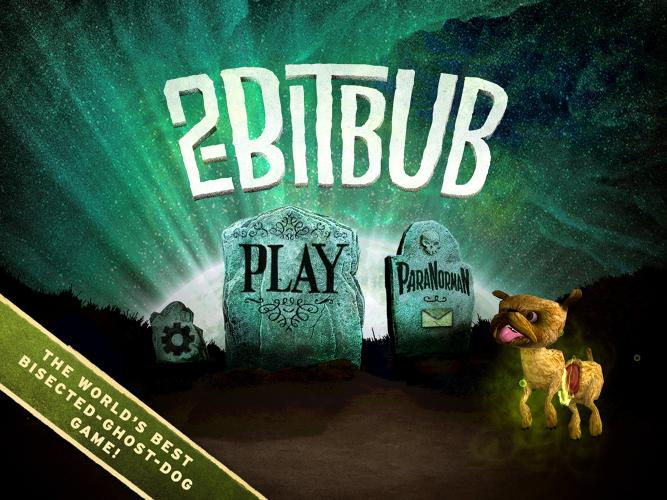<p>2-Bit Bub, an iOS game in support of the feature film <em><a href=&quot;http://paranorman.com/&quot; target=&quot;_blank&quot;>ParaNorman</a></em> starring the adorably weird undead pup Bub, is billed as The World's Best Bisected-Ghost-Dog game!</p>