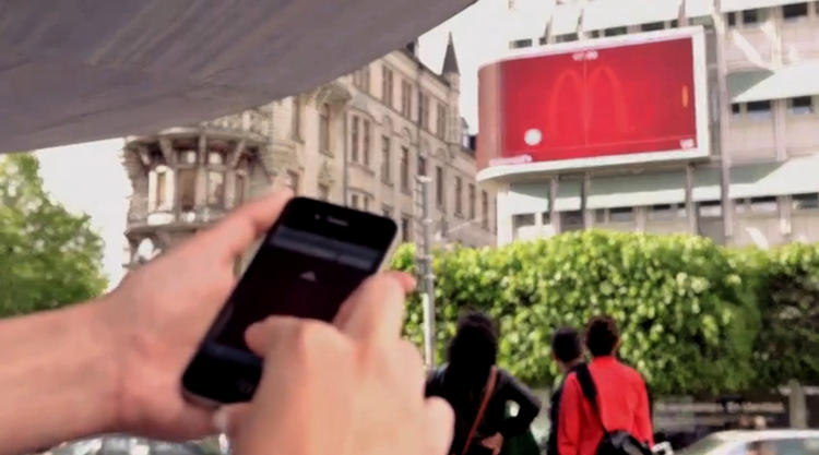 <p>MOBILE/GAMES: McDonald's &quot;Pick 'n Play&quot;</p>  <p>Game play and couponing are surely a winning combination, as was the case with this McDonald's campaign. Visitors to a central square in Stockholm were invited to use their mobile phones to play a public game of Pong, which progressively got harder. Interestingly, this game didn't require users to use an app--a barrier to some who aren't interested in a download relationship with a brand--but rather used a website and GPS that identified when a user was within the gaming area. Those who successfully played the game, created by DDB Stockholm, for over 30 seconds were immediately rewarded with a digital coupon for free food at a nearby McD's. <br /> Watch the video <a href=&quot;http://www.youtube.com/watch?v=7u0ij9D5S4Y&amp;feature=player_embedded&quot; target=&quot;_blank&quot;>here</a>.</p>