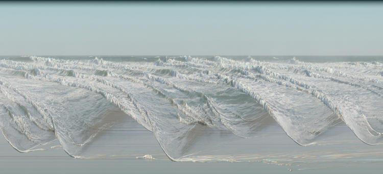<p>Los Osos. From the compressed time waves series.</p>