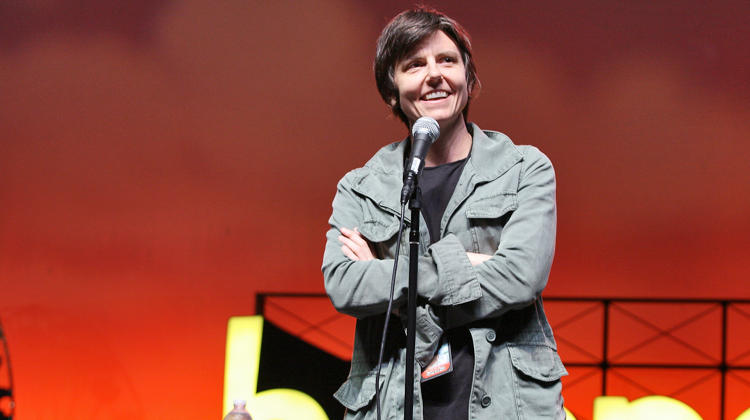 <p>Let's get one thing straight: Tig Notaro deserved all the acclaim she received this year on the strength of being really, really good at her job--this is no sympathy case. But hearing the uber-dry comedian <a href=&quot;http://www.fastcocreate.com/1681524/thank-you-i-have-cancer-how-tig-notaro-is-finding-the-comedy-in-tragedy-without-the-time&quot; target=&quot;_self&quot;>open up</a> about her various ordeals this year, and how continuing to create helped get her through it, was particularly inspiring.</p>