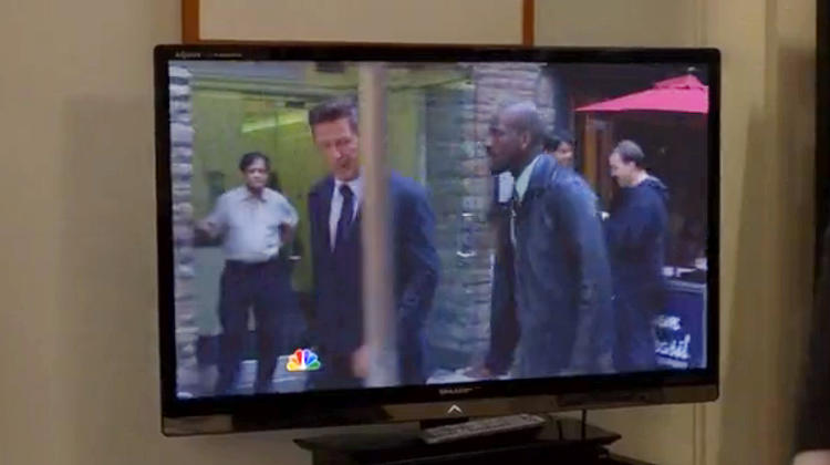 <p>Aired: Season 7 Episode 1</p>  <p>The centerpiece in Donaghy's plot to hurt NBC with bad programming, this parody of high-concept cop shows stars Donaghy himself as a cop who also happens to be God.</p>