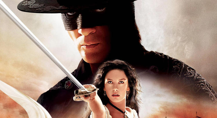 <p>Swatton and his team made a wide variety of pieces for this film and its sequel, <em>The Legend of Zorro</em>.</p>