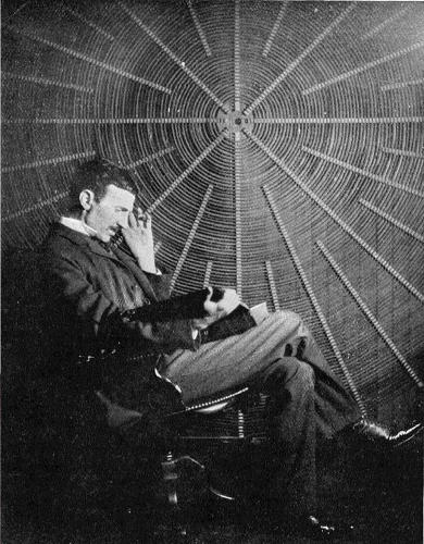 <p>Nemesis: Thomas Edison<br /> Breakthrough: Electricity. Serbian-American Tesla invented alternating current, which he planned to distribute as a cheap form of energy. Pitted against rival Edison's superior business skills, Tesla failed to attract the financing needed to make his innovations a reality.</p>