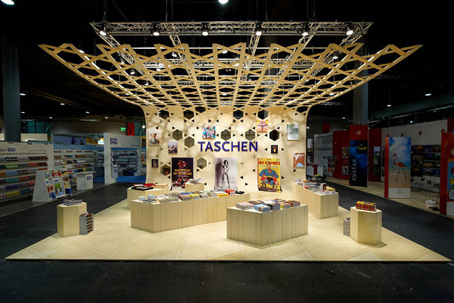 Exhibition Booth Website : Unify simplify amplify how taschen continues to provoke