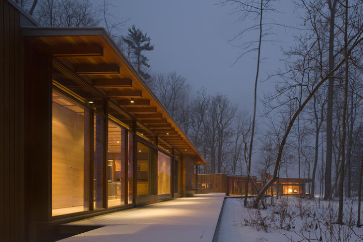 <p>The firm's founder Peter Bohlin won the AIA's top honor, the Gold Medal award, last year.</p>