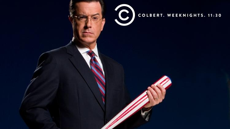 <p>Comedy Central's new logo takes the same idea -- a design created to travel from TV to the iPad and back again -- and adds a dollop of humor. (We'd certainly hope!)</p>