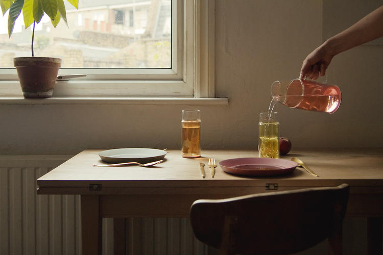 <p>Marjan plans to spent the next phase of her career developing the collection for widespread use--she imagines a restaurant that can power its own operation using its glassware.</p>