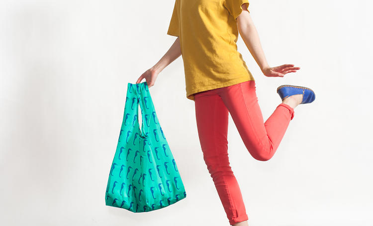 <p>The origin story starts in late 2006, when Sugihara, then still working at J. Crew, started making bags with her crafty mom Joan, who lived across the country. They mailed each other some 100 prototypes.</p>