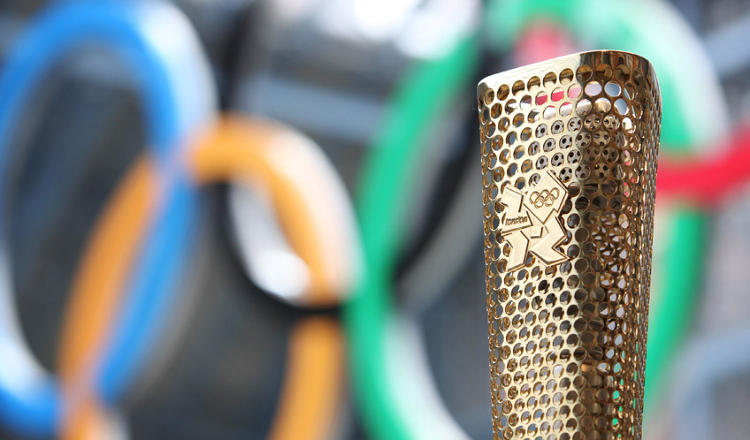 <p>The <a href=&quot;http://www.fastcodesign.com/1664029/london-olympic-torch-revealed-and-it-s-a-blingy-beaut&quot; target=&quot;_self&quot;>official Olympic torch</a>, by industrial design studio BarberOsgerby, might resemble a blingy cheese grater, but it looks that way for a reason: The 8,000 holes make the object lighter than a traditional solid metal torch and help heat dissipate quickly so that torchbearers don't burn their hands. In a symbolic sense, the perforations also represent the 8,000 people who carried the torch.</p>