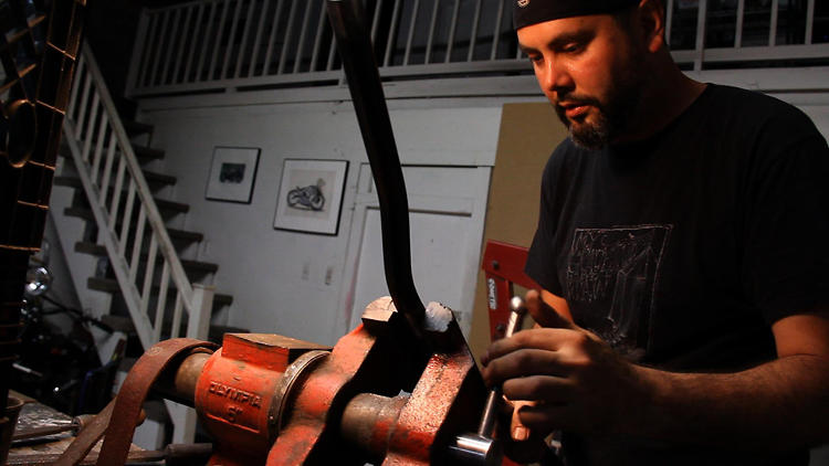 <p>To find that ethos, Jacoby created the <a href=&quot;http://admci.org/&quot; target=&quot;_blank&quot;>American Design and Master-Craft Initiative (ADMCi)</a>, an inter-disciplinary effort to identify what expert craftspeople can teach designers in mass-produced, digital age.</p>