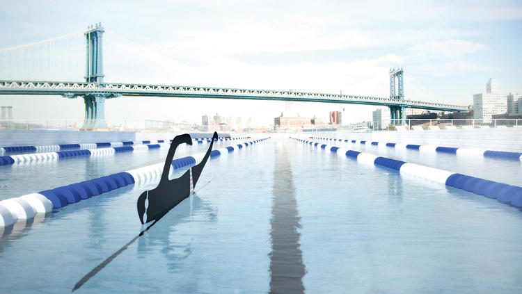 <p>Their sophomore effort will fund the construction of a prototype pool next summer, plus a riverside pavilion that will host free seminars and events.</p>