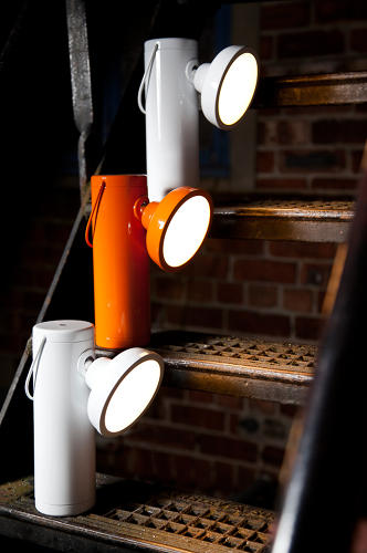 <p>Shant Madjarian, Juniper's founder, wanted to create a lamp that was suited for our modern, mobile lifestyles.</p>