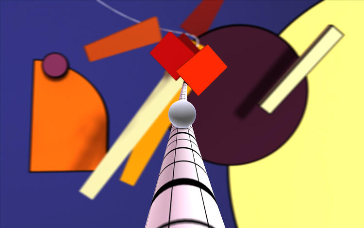 <p>&quot;I think Proun should be considered art because when playing it, the high speed, the obstacles, the minimalistic visuals and the joyful music all combine to make the player feel a euphoric trance of extreme concentration. The interaction and the feeling, that is what makes it special, not the comparison to paintings.&quot;</p>