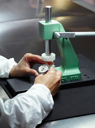 <p>The logistics of the watch assembly are being overseen by Ronda, one of the last independent Swiss motion manufacturers in the world.</p>