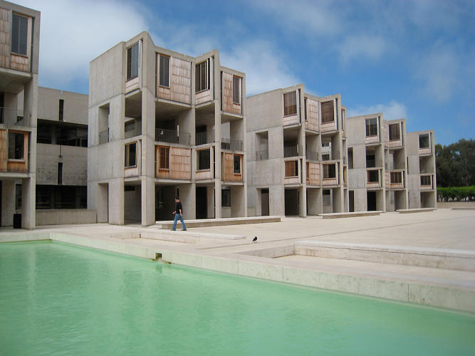 <p>The insight led Salk to grow more interested in architecture, eventually hiring Louis Kahn to design his masterpiece, the Salk Institute, in San Diego.</p>