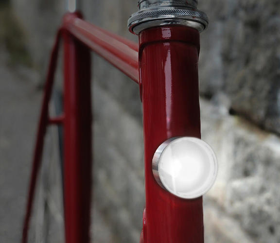 <p>Danish cycling accessory designers Copenhagen Parts Kickstarted <a href=&quot;http://www.fastcodesign.com/1670645/finally-a-superclean-bike-light-that-attaches-with-magnets#1&quot; target=&quot;_self&quot;>these little gems</a> earlier this year. The design eschews rubber straps and velcro for super-strong magnets, which snap directly to your frame's seat post or bars. Take note--that means these lights only work with steel frames. They're still accepting pre-orders on <a href=&quot;http://copenhagenparts.com/products/magnetic-bike-light&quot; target=&quot;_blank&quot;>their website</a>, with plans for a spring launch.</p>