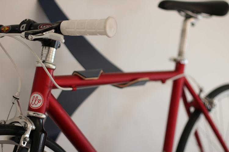 <p>Kickstarted in January, more information on how to buy the $95 Valet is <a href=&quot;http://www.kickstarter.com/projects/recartfurniture/the-bike-valet-art-meet-function&quot; target=&quot;_blank&quot;>here</a>.</p>