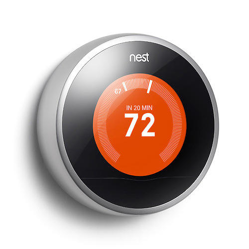 <p>Nest is the iPod of thermostats, an intuitive, easy, and--dare we say it?--sexy way to save energy by regulating the temperature of your home. The <a href=&quot;http://www.fastcodesign.com/1670913/nest-learning-thermostat-20-the-old-nest-just-better&quot; target=&quot;_self&quot;>new-and-improved Nest 2.0</a> is available <a href=&quot;http://www.amazon.com/gp/product/B009GDHYPQ/ref%3Das_li_qf_sp_asin_tl?ie=UTF8&amp;camp=1789&amp;creative=9325&amp;creativeASIN=B009GDHYPQ&amp;linkCode=as2&amp;tag=fastcomp08-20&quot; target=&quot;_blank&quot;>here</a> for $249.</p>