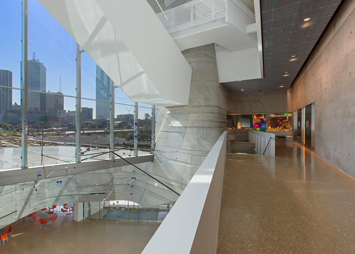 <p>The Perot is the third building in the neighborhood designed by a Pritzker Prize-winning architect in the past five years.</p>