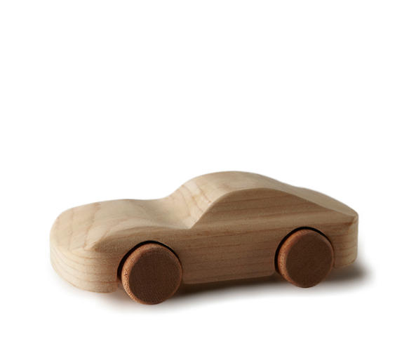 <p>So he decided to produce a quality toy that could be enjoyed endlessly: a new take on the classic toy car.</p>