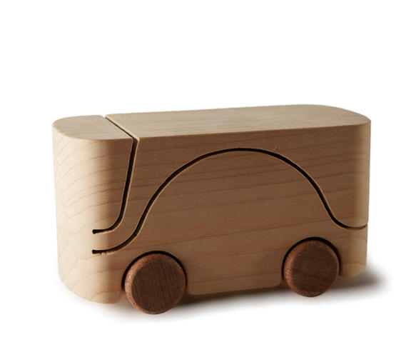 <p>Some deconstruct the idea of the &quot;toy car&quot; in the first place…</p>