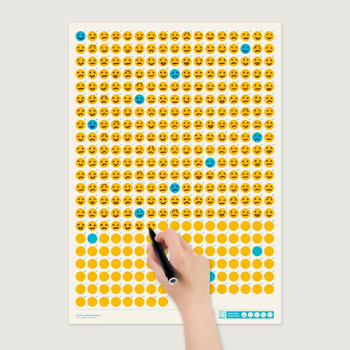 <p>The Life Calendar is part-calendar, part-diary--and purely a product of the Emoji age.</p>