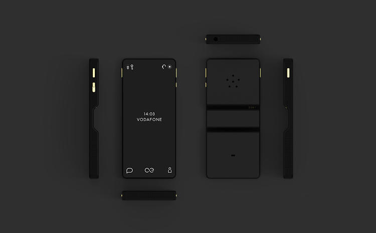 <p>Now, Thomas Møller Jensen, the company's founder, is pinning his hopes on the company's second edition handset, designed by KiBiSi, and shown here in concept form.</p>