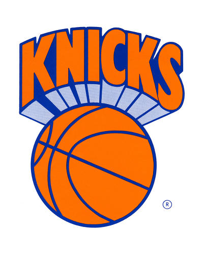 <p>It was an update to this logo, what the Knicks had been using since the '70s.</p>