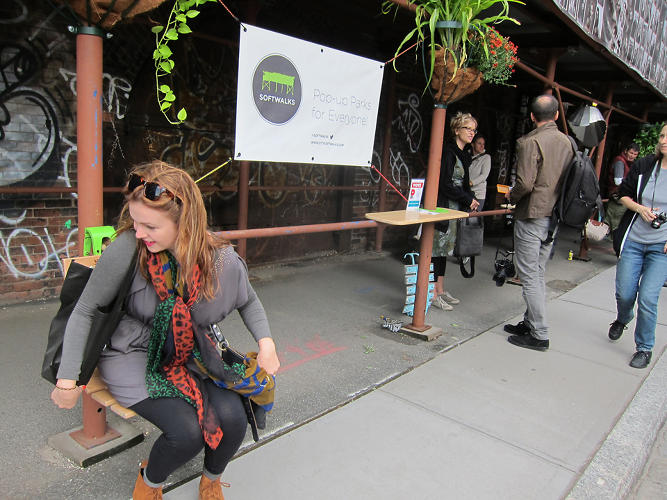 "<p>""We hope our pilot project might have a similar effect as <a href=&quot;http://parkingday.org/&quot; target=&quot;_blank&quot;>Park(ing) Day</a>, and how it sparked a worldwide movement to reclaim parking spaces for the enjoyment of everyone,"" they say.</p>"
