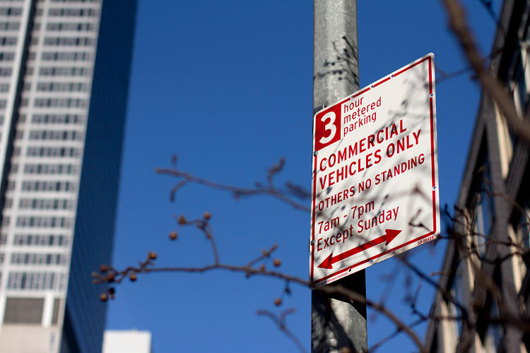 <p>This spring, 6,300 redesigned signs will replace Manhattan's notoriously confusing parking signage.</p>