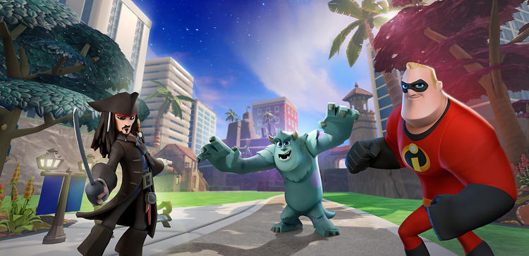 <p><em>Disney Infinity</em> is an open world platform to which all future Disney games could integrate.</p>