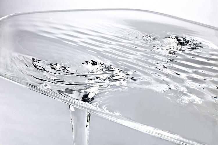 <p>Zaha Hadid's Liquid Glacial Table is on the shortlist for the Design of the Year 2013.</p>