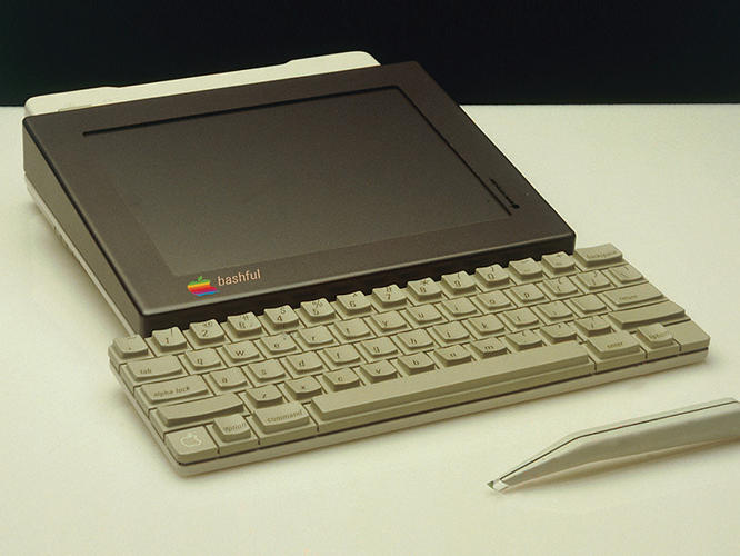 <p>Apple Snow White 1, &quot;Modular Mac,&quot; 1982</p>