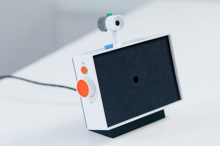 <p>In 2011, Berg worked on the development of a new style of teleconferencing system for Google.</p>