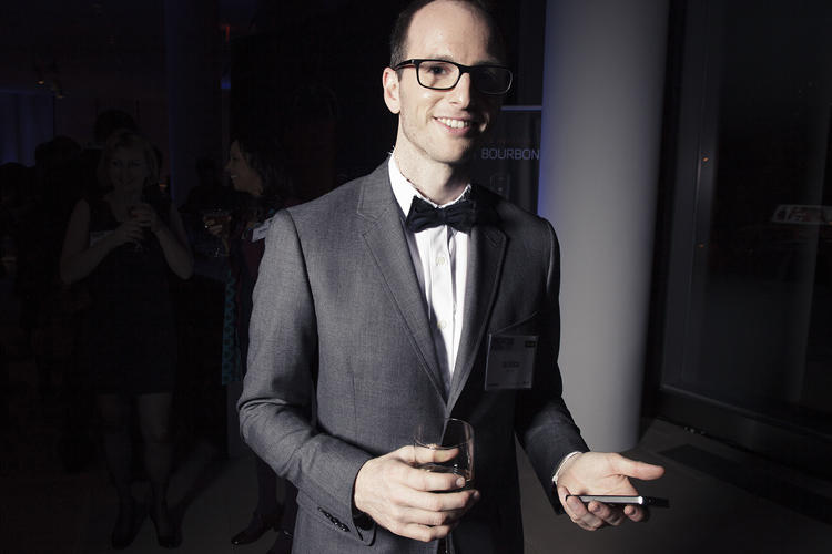 <p>One of our esteemed judges from last year: Joe Gebbia, cofounder and chief product officer of Airbnb.</p>