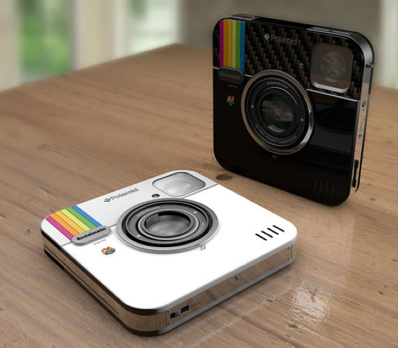 <p>It will allow you to apply retro-ish filters to your photos before uploading them to Facebook, Instagram, or a yet-to-be-designed Socialmatic app.</p>