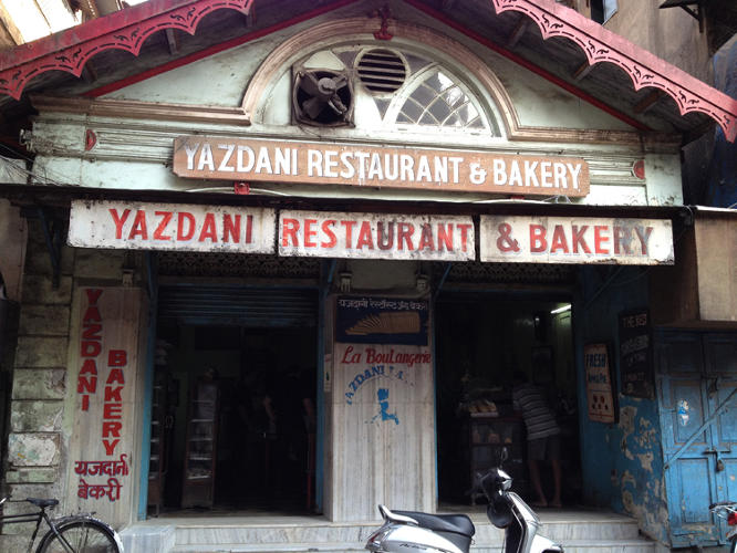 <p>The <a href=&quot;http://travel.cnn.com/mumbai/eat/yazdani-bakery-old-school-bread-mumbai-417516&quot; target=&quot;_blank&quot;>Yazdani bakery</a> in Mumbai has been selling handmade baked goods since 1953.</p>
