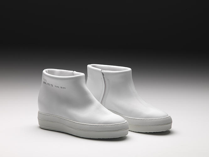 <p>The white pair especially call to mind a certain Dr. Evil aesthetic.</p>