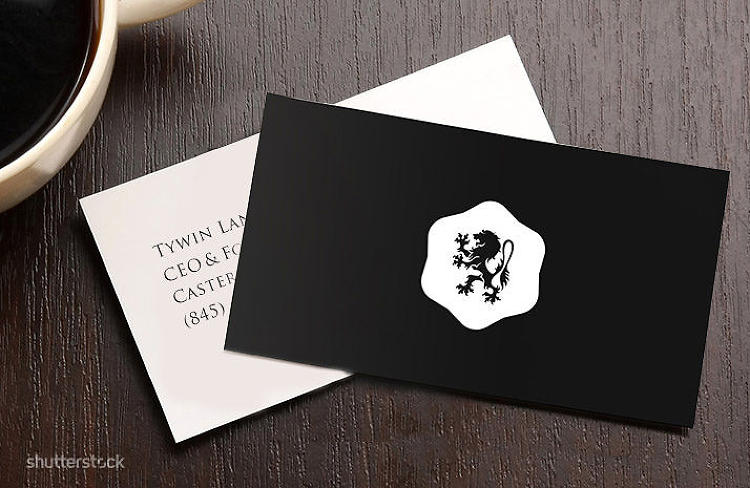 "<p>But with the right logo and changing one card to black, the Lannisters (""A Lannister Always Pays His Debts"") are imagined as a ruthless investment banking firm.</p>"