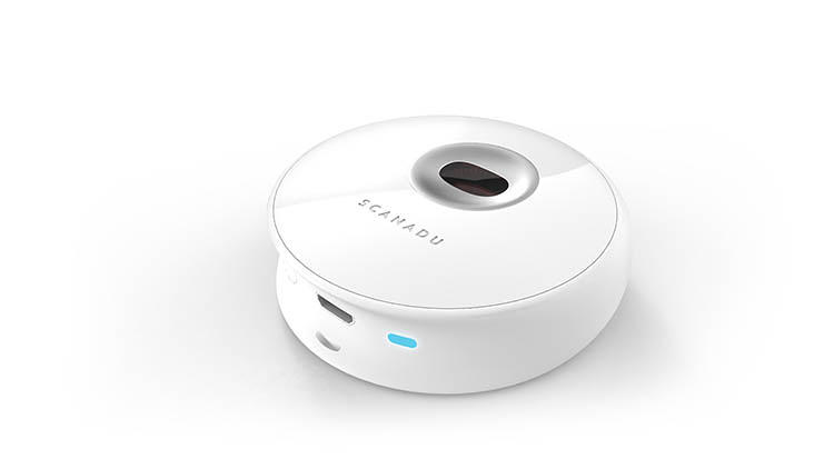 <p>The <em>Star Trek</em> tricorder has been brought to life as the Scanadu Scout, thanks to the efforts of Scanadu, a startup based out of NASA's Ames Research Center, and Yves Béhar's fuseproject.</p>