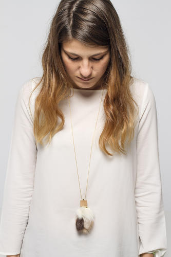 <p>There are three in all. Here, a necklace for the most personal digital secrets.</p>