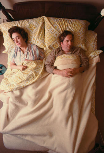 <p>The portraits reveal other, more emotional insights into what happens during sleep. Despite advances in sleep monitors and wellness trackers, body language and facial expressions tell stories that a graph simply cannot.</p>