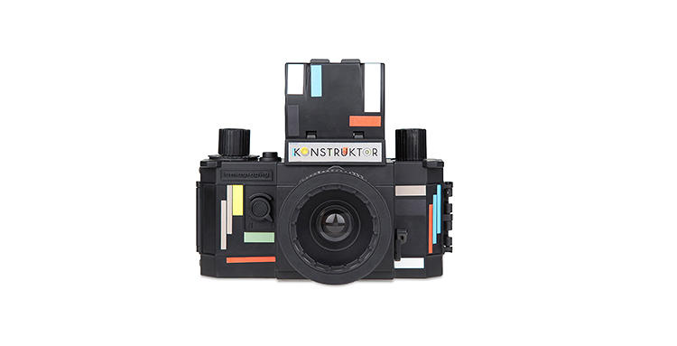 <p>The Konstruktor is the latest toy camera from Lomography.</p>