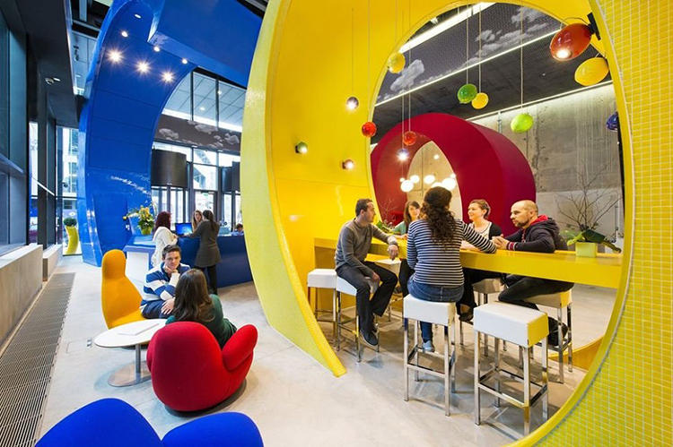 <p>The search giant has unveiled its newly expanded HQ in Dublin.</p>