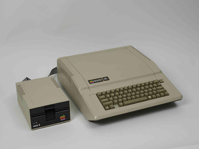 <p>The auction, titled  <em>First Bytes: Iconic Technology From the Twentieth Century</em>, showcased pieces from two private collections, and spanned roughly 20 years in Apple's design history.</p>